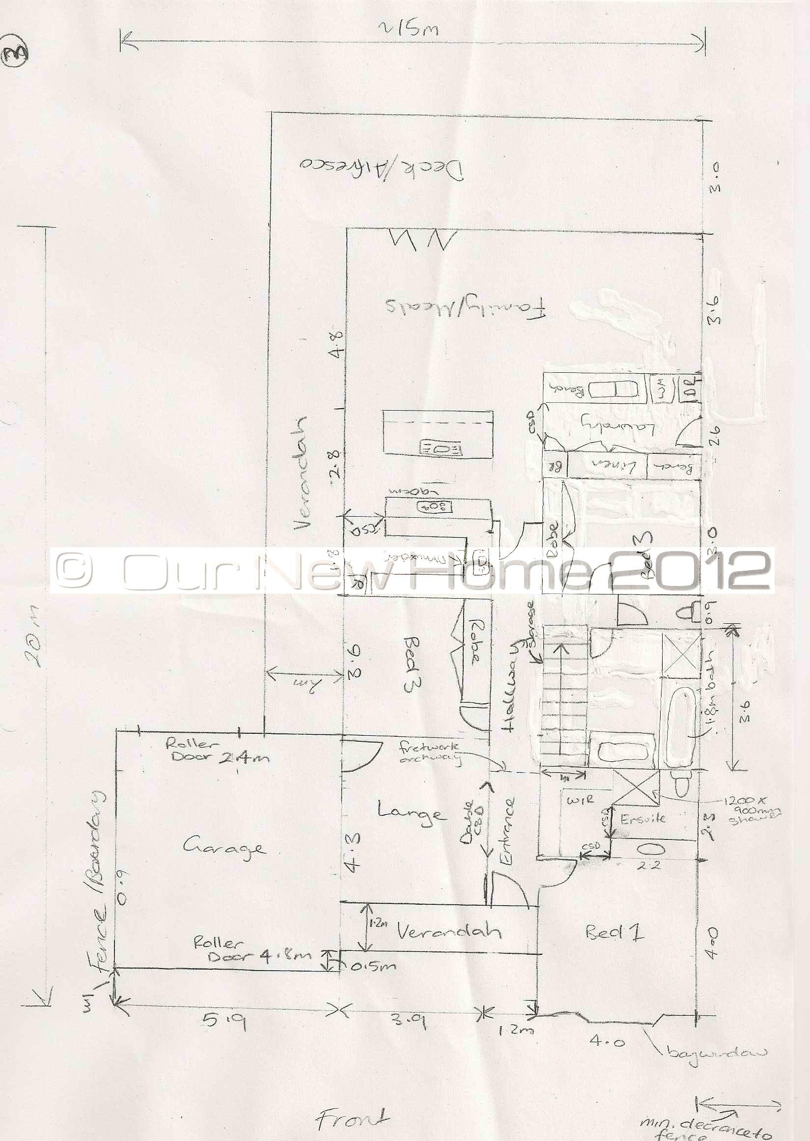 Harkaway Homes Victorian Traditional Floor Plans