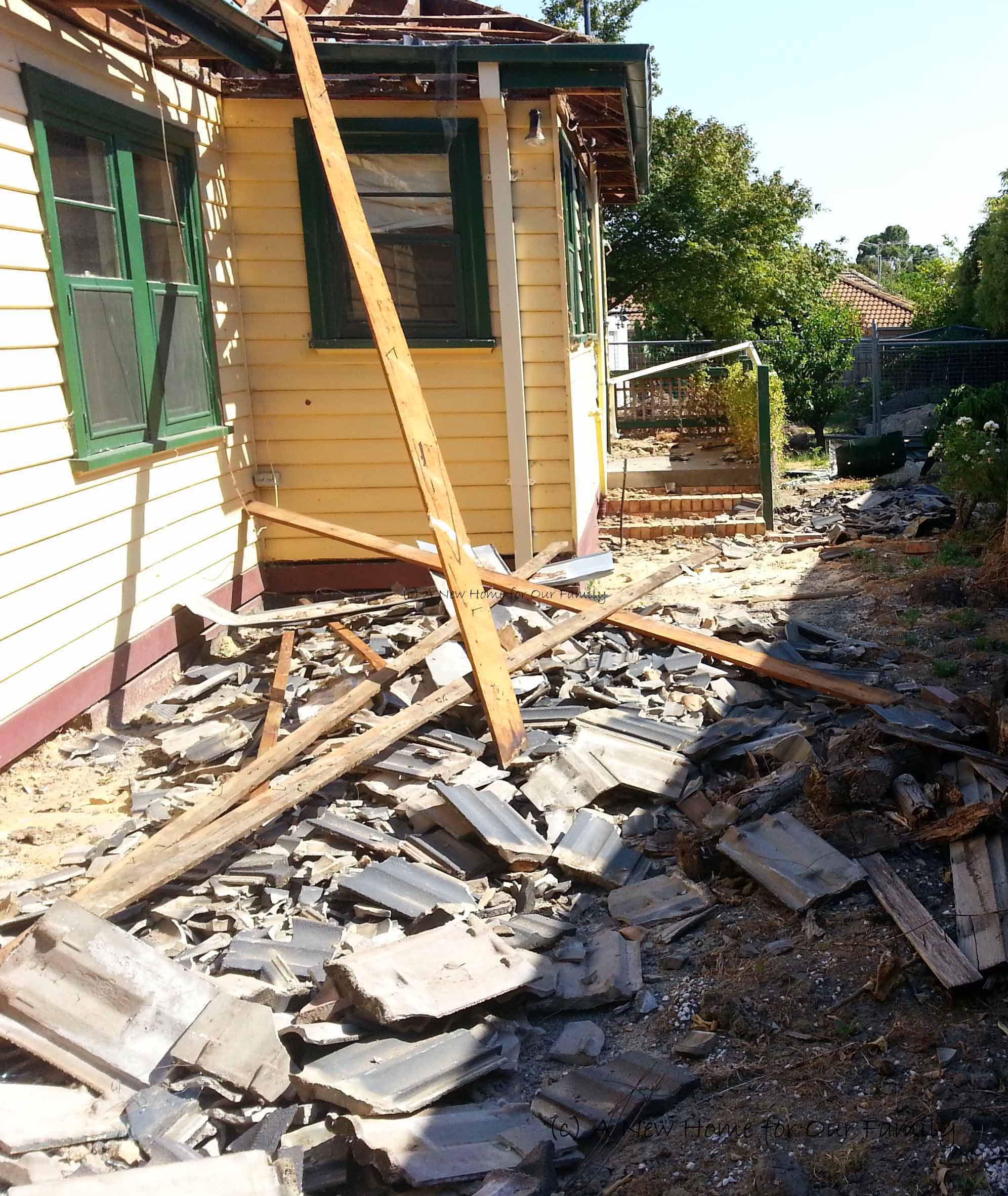 Demolition Salvage