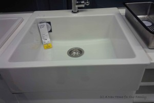 Ikea Ceramic Kitchen Sink