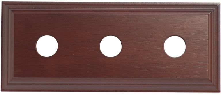 Classic Profile Cedar Wood Block