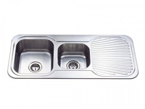 Sheffeild 1 1/2 bowl 1080 mm sink