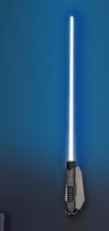 Uncle Milton Star Wars Remote Control Lightsaber Room Light - Obi-Wan