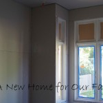 Plastering - Master Bedroom