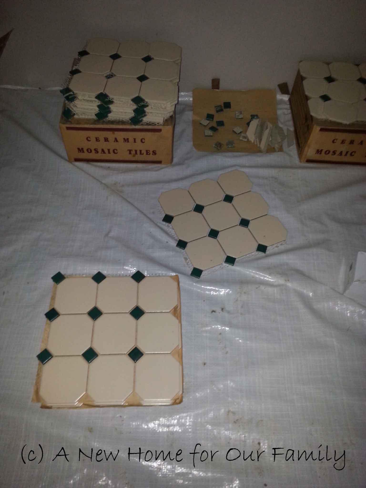Ensuite Tiles