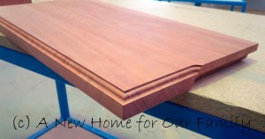 Kitchen Bench Profile
