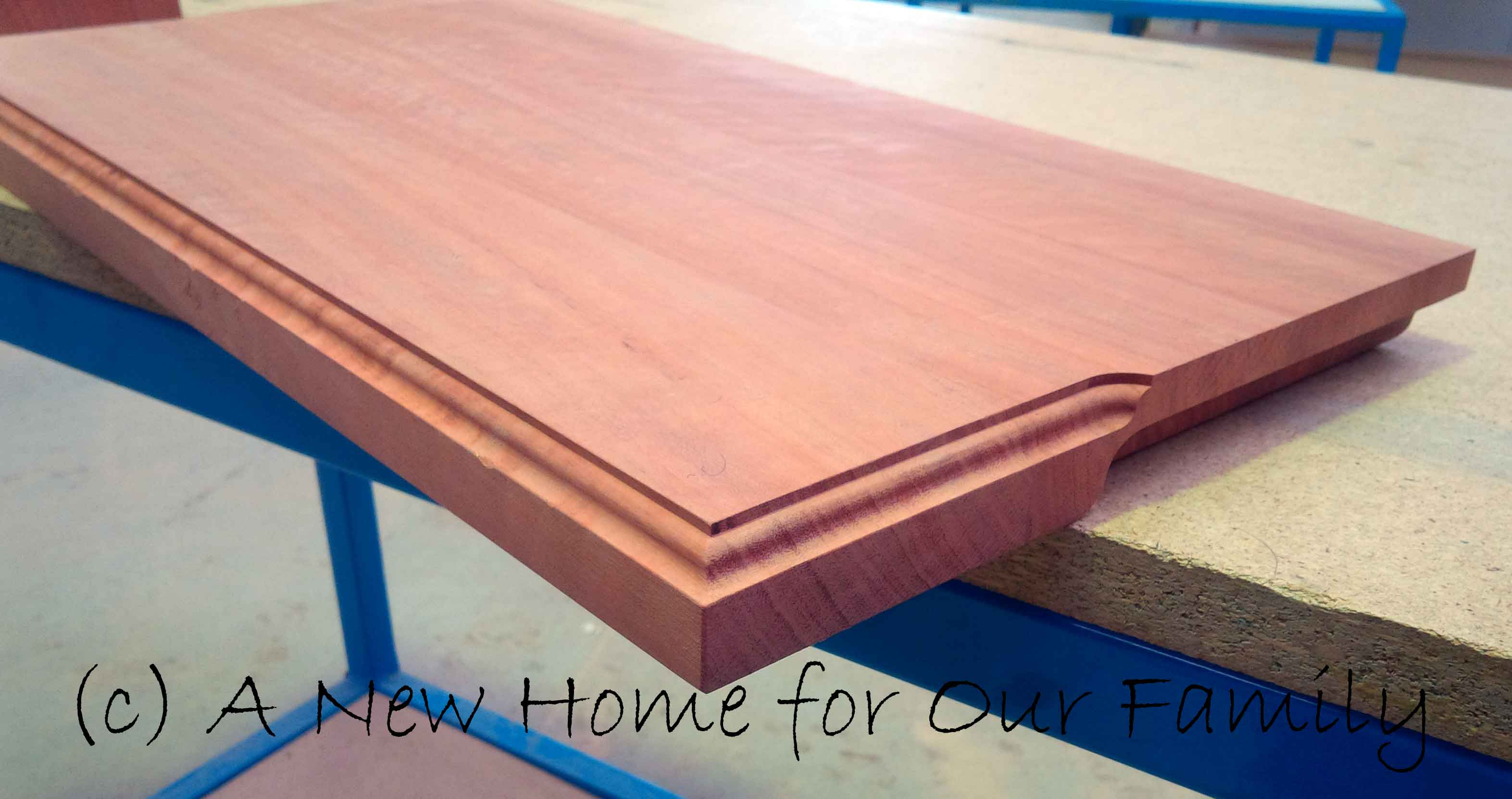 Kitchen Bench Profile