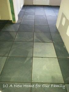 Laundry Floor Tiles