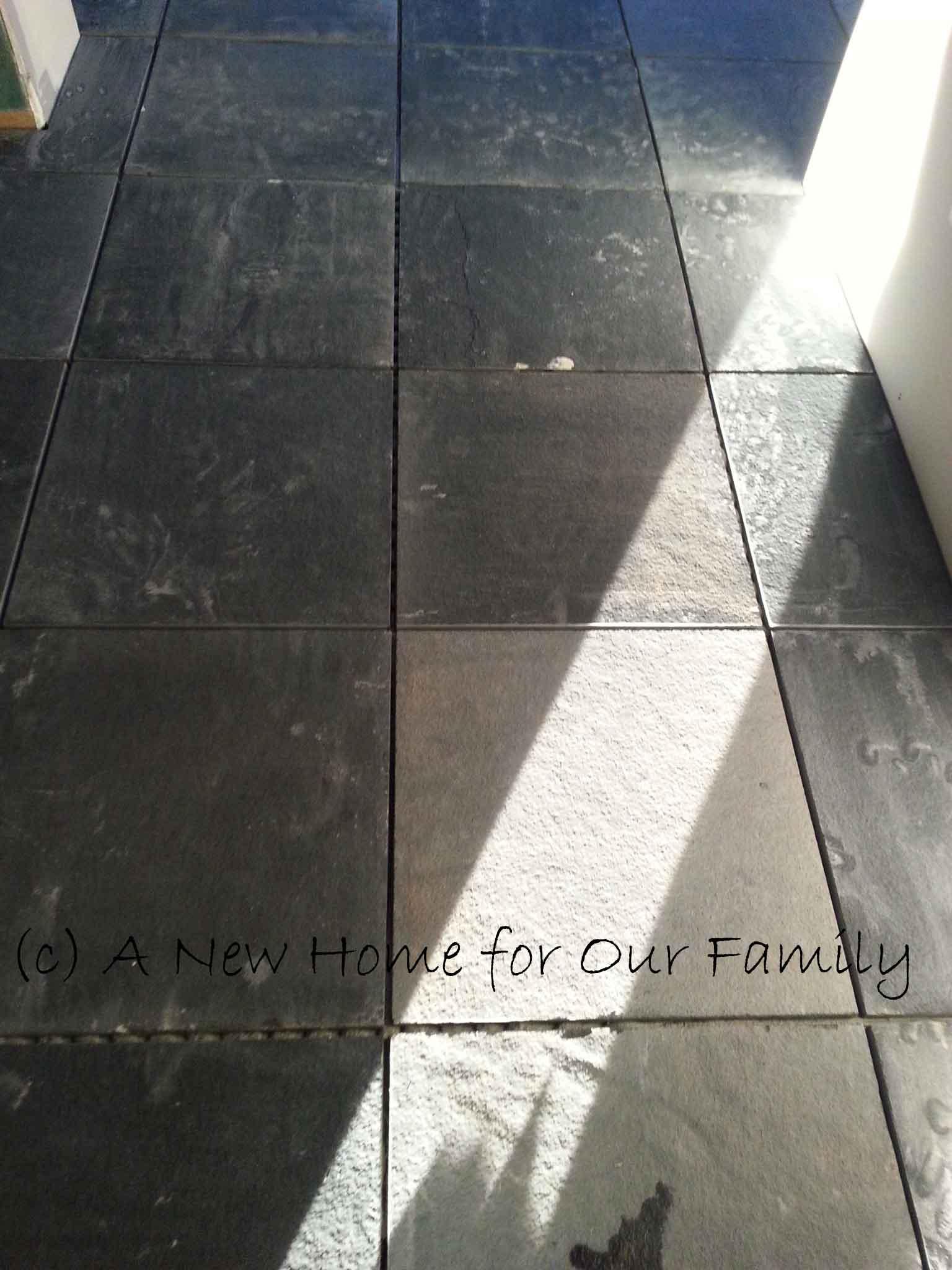 Black Velvet Limestone Tiles