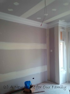 Federation Cornice - Master Bedroom