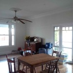 Moving In - Dining Room