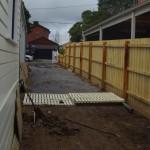 Driveway Under Construction