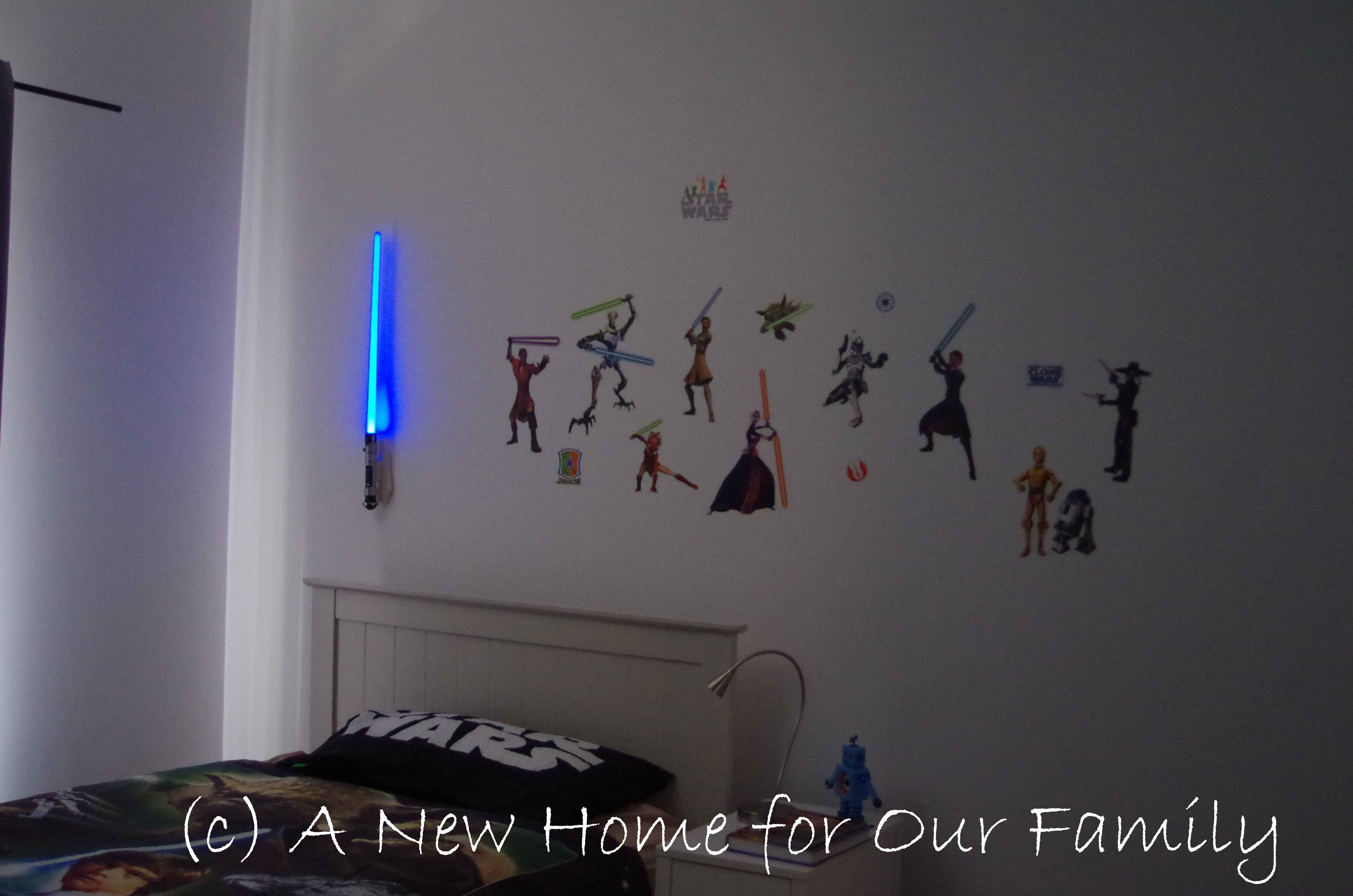 Star Wars Room