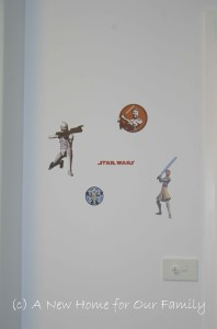 Star Wars Room - Wall Stickers
