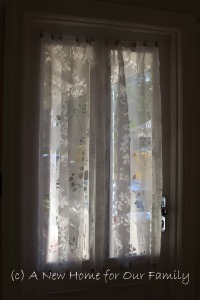 Side door curtains