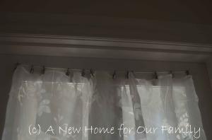 Side door curtains
