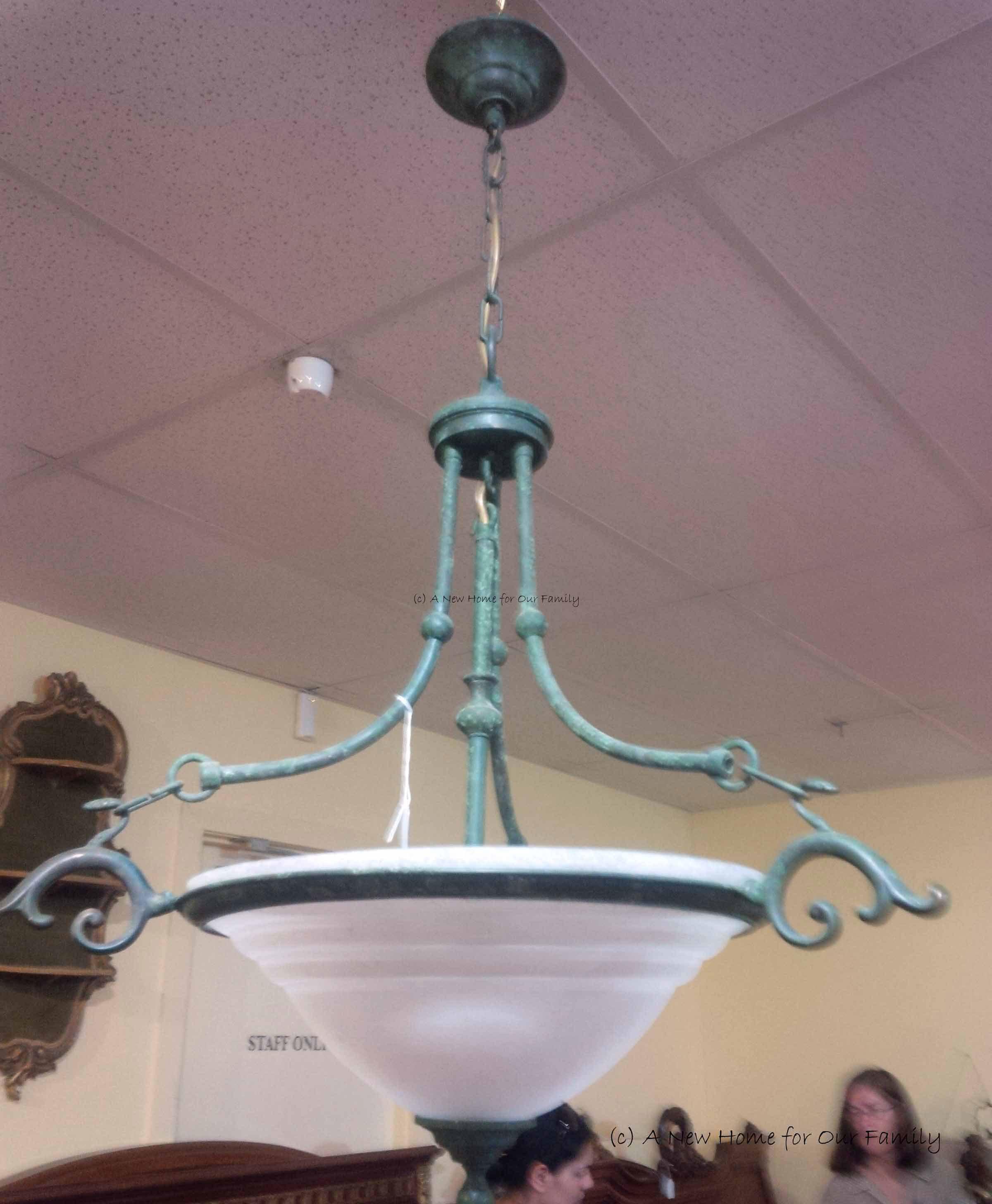Restored Antique Lights