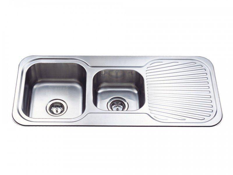 Sheffeild 1 1/2 bowl 1080 mm sink