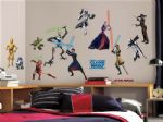 Clone wars removable wall stickers