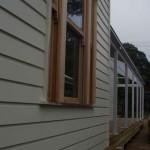 Baseboards - verandah