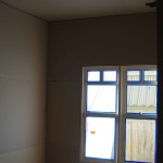 Plastering Bedroom 3