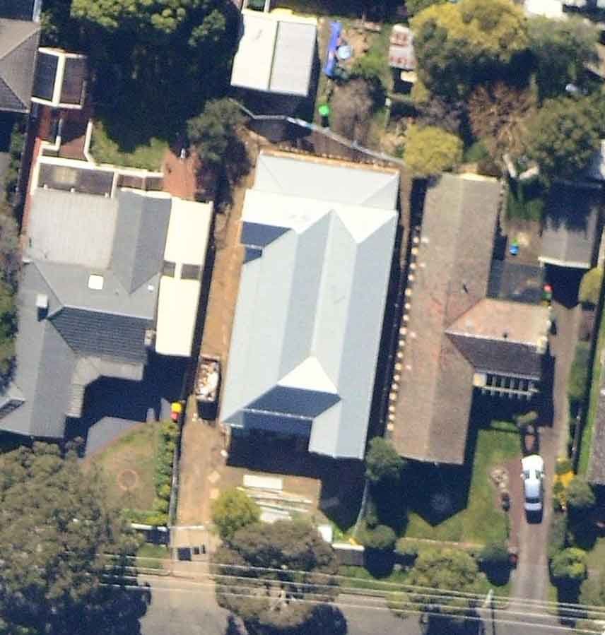 Aerial View 3rd August 2014