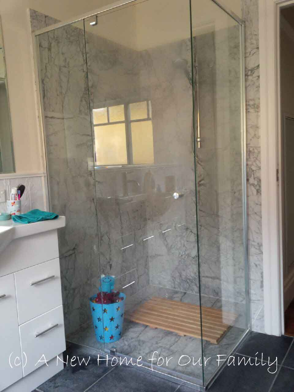 Moving In - Bathroom