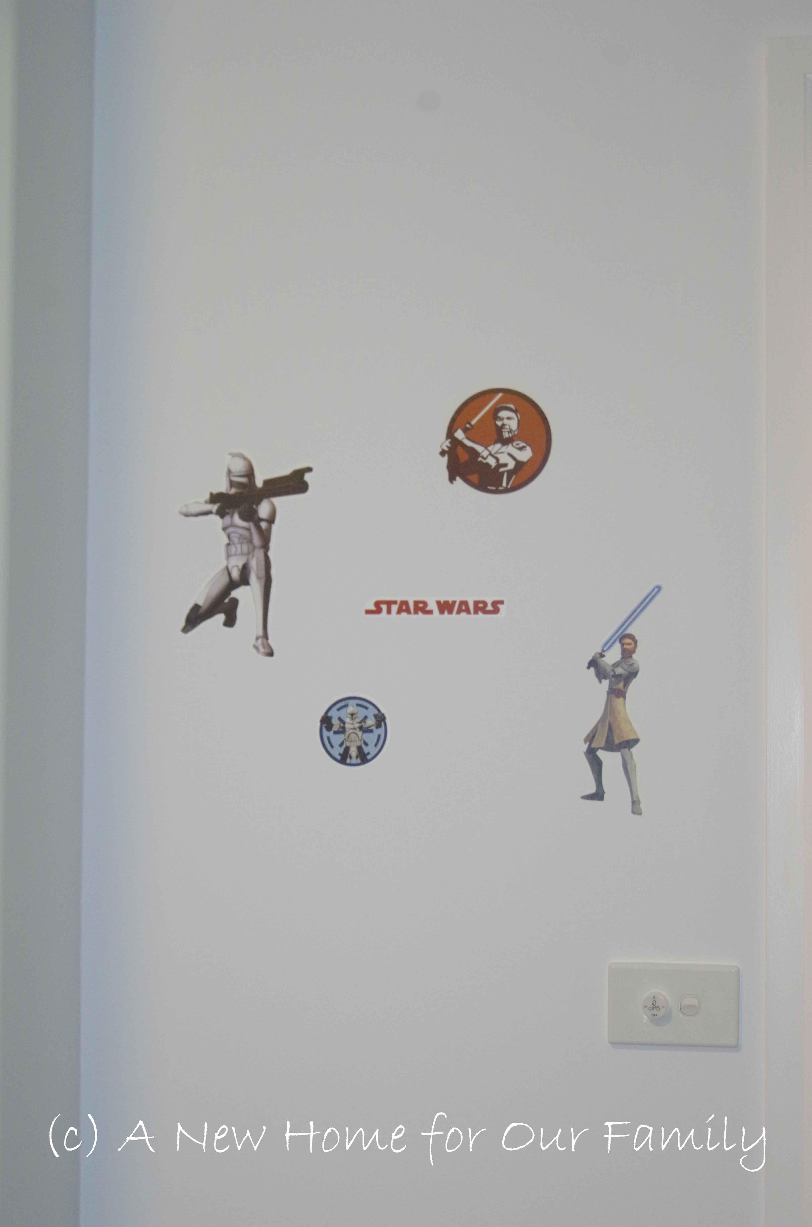 Star Wars Room - Wall Stickers